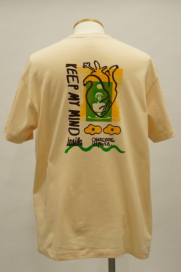 MiScreenサンプルTシャツ(norahiさん)